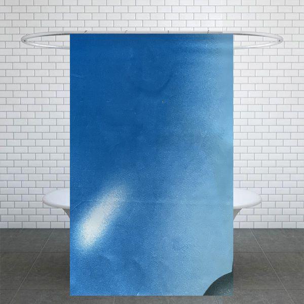 پرده حمام کد PH150 سایز 170x200 سانتی متر