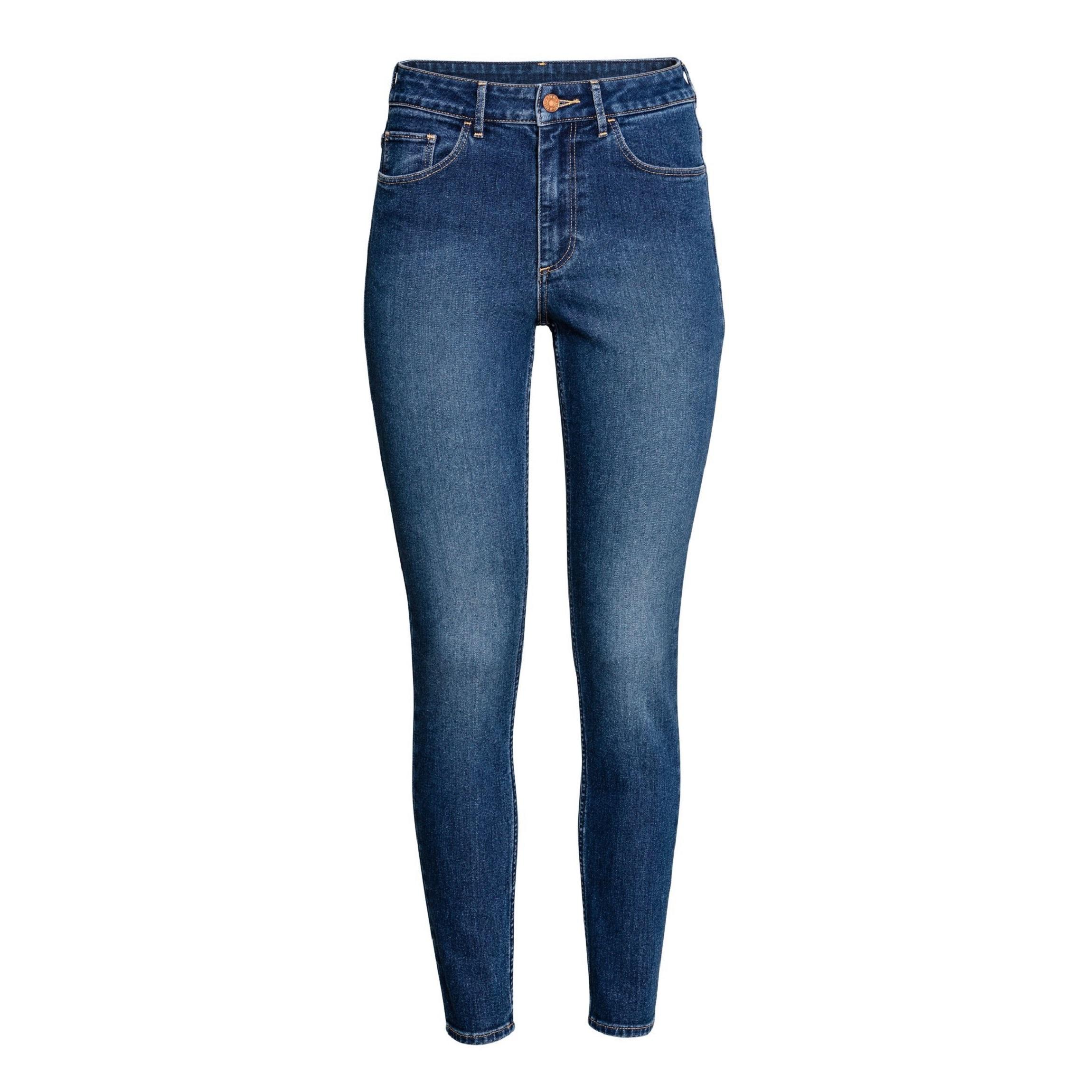شلوار جین زنانه اچ اند ام مدل 00476