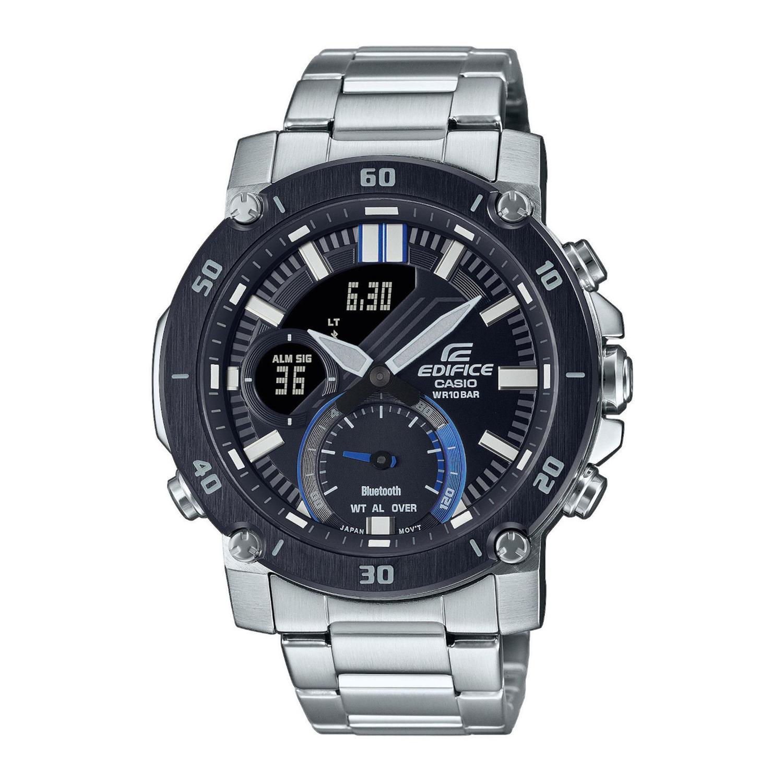 ساعت مچی عقربهای مردانه کاسیو مدل ECB-20DC-1ADF
