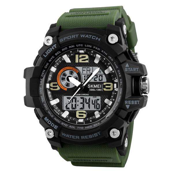 ساعت مچی دیجیتال مردانه اسکمی مدل 3-128
