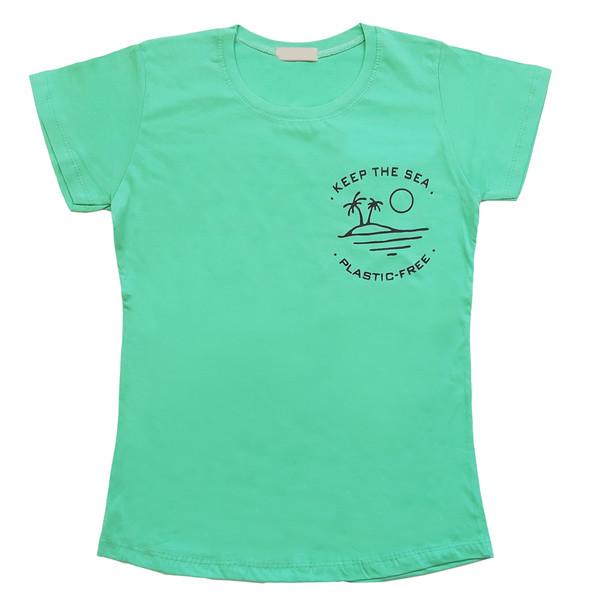 تی شرت زنانه کد 1037D