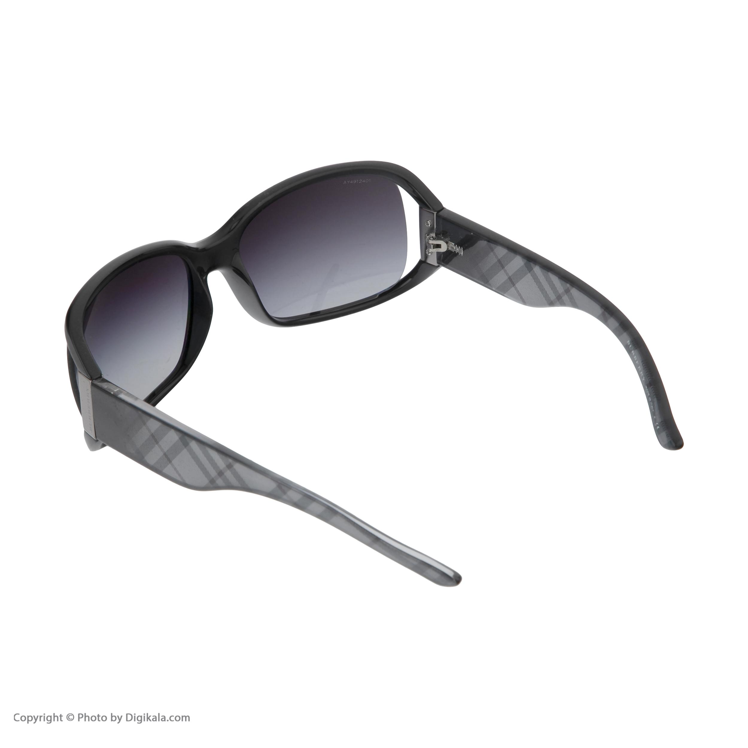 عینک آفتابی زنانه بربری مدل BE 4071S 316411 61 -  - 5