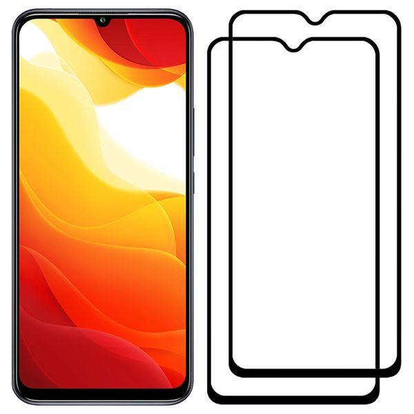 محافظ صفحه نمایش مدل FCG مناسب برای گوشی موبایل شیائومی Mi 10 Lite 5G بسته دو عددی