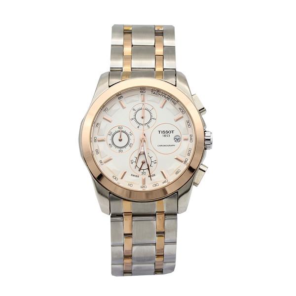ساعت مچی عقربهای مردانه تیسوت مدل 506560