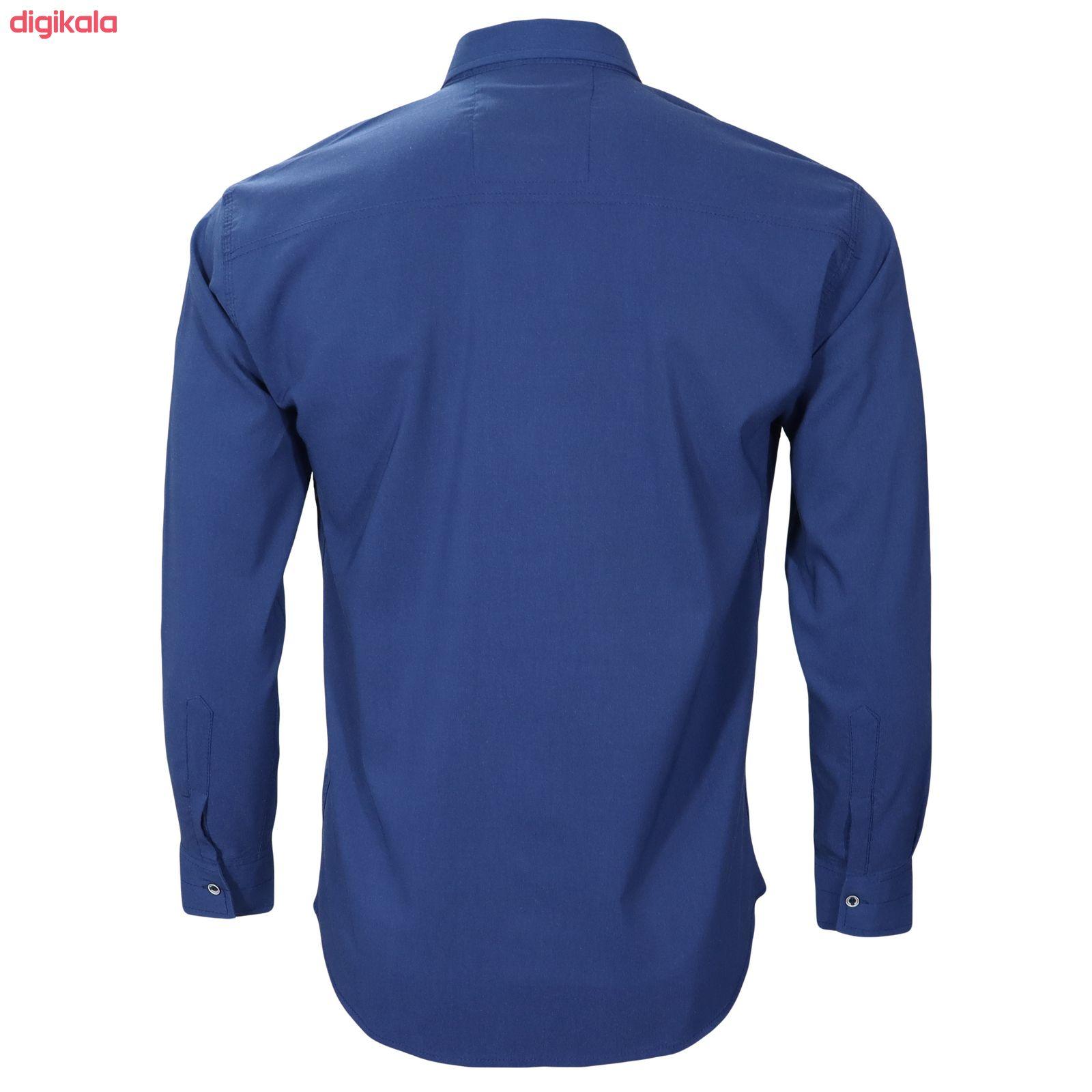 پیراهن مردانه مدل bn10000 main 1 2