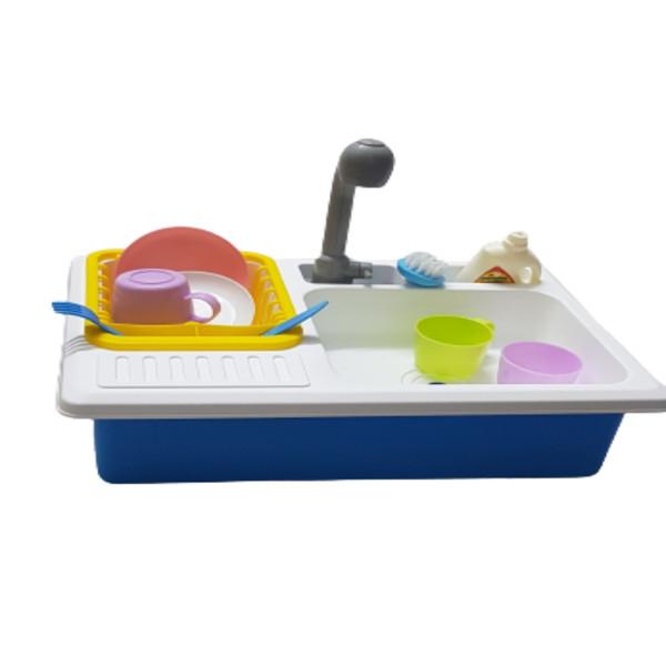 اسباب بازی سینک ظرفشویی مدل موزیکال کد ck47