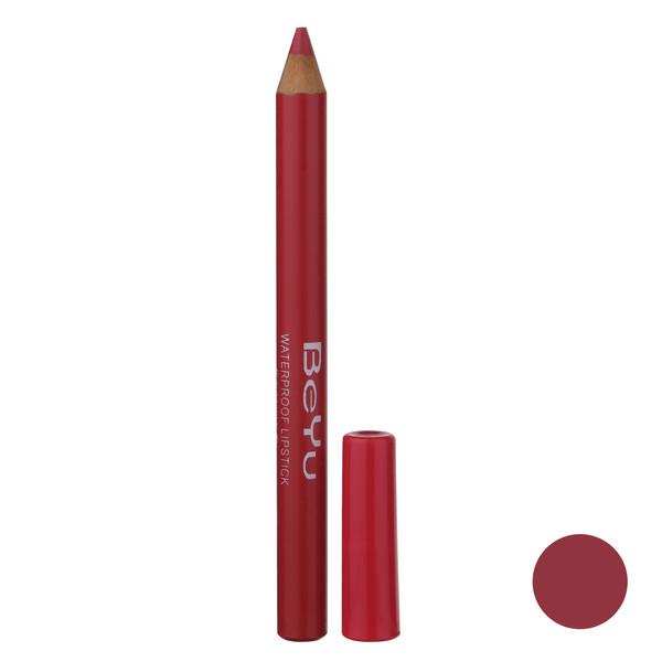 رژ لب مدادی بی یو شماره 122