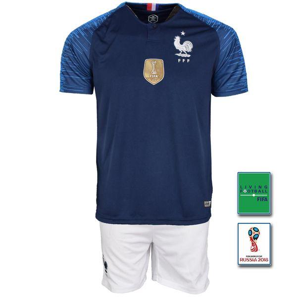 پیراهن شورت طرح گریژمان مدل فرانسه home2018 به همراه تگ