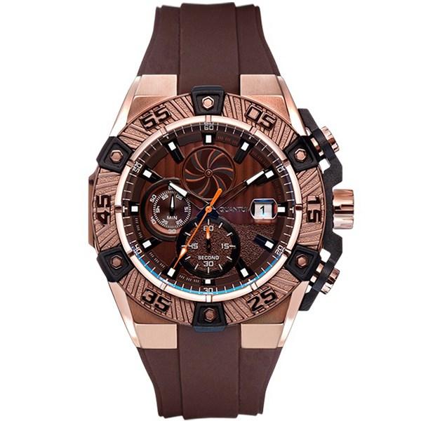 ساعت مچی عقربه ای مردانه کوانتوم مدل PWG413.742 49