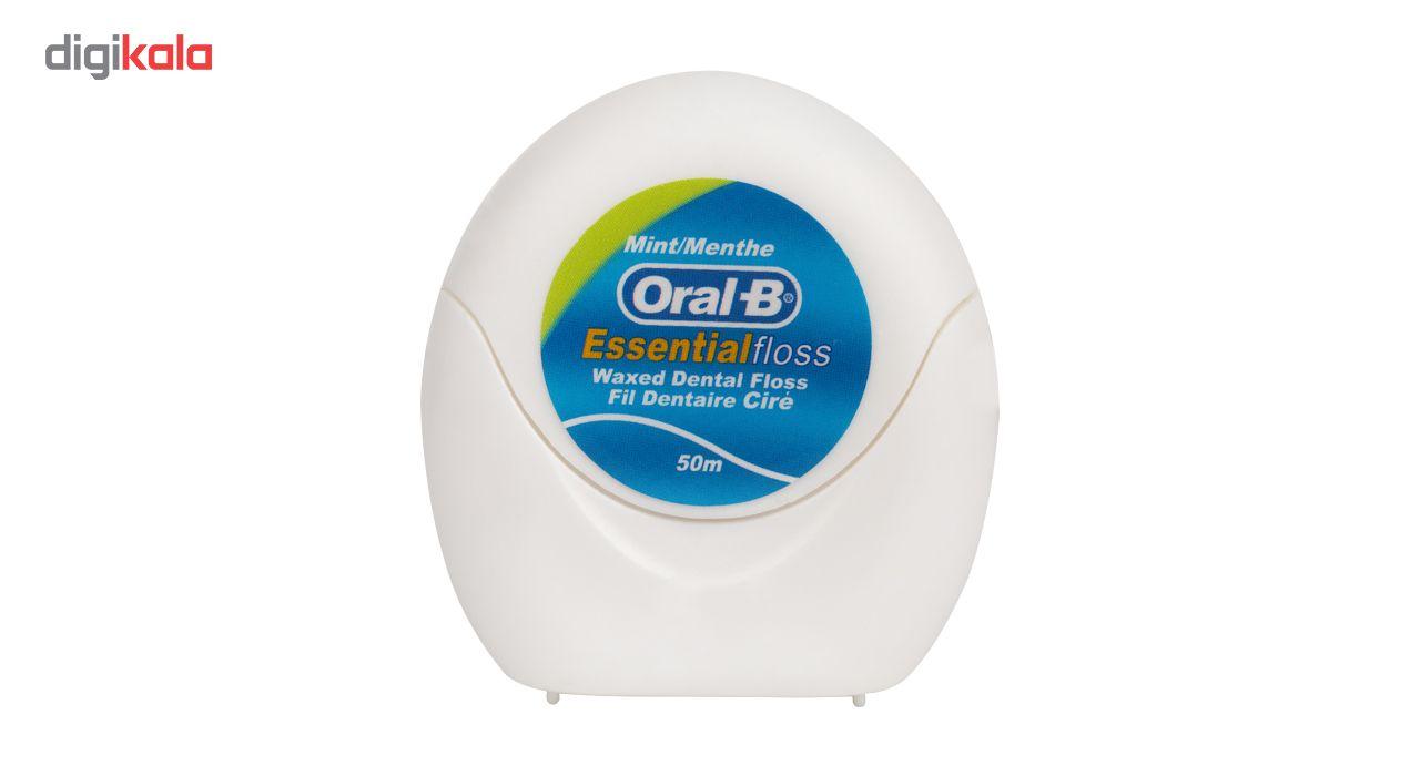 نخ دندان اورال-بی مدل Essential Floss main 1 4