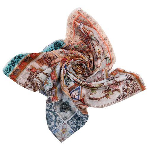 روسری زنانه طرح فرشته کد 319043750