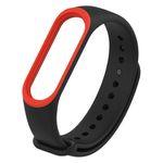 بند مچ بند هوشمند مدل Mi Band 3 Silicone thumb