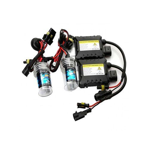 کیت و لامپ خودرو زنون مدل h7