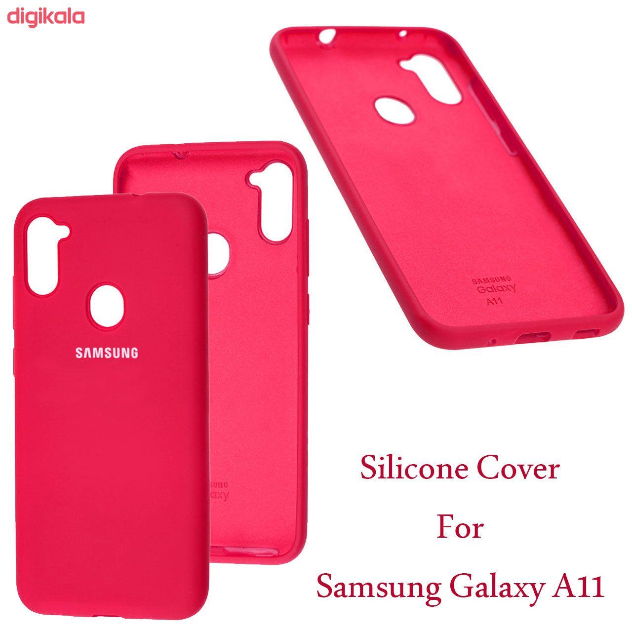 کاور مدل SLCN مناسب برای گوشی موبایل سامسونگ Galaxy A11 main 1 9