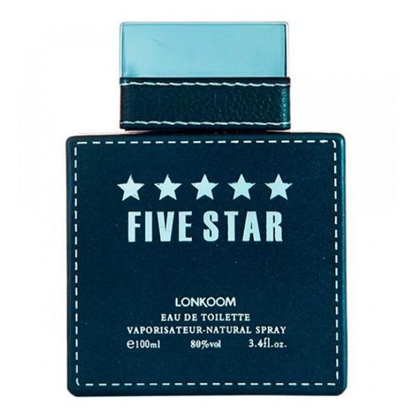 ادوپرفیوم مردانه  لنکوم  مدل Five Star حجم 100 میلی لیتر