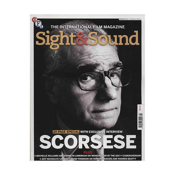 مجله Sight & Sound - فوریه 2017