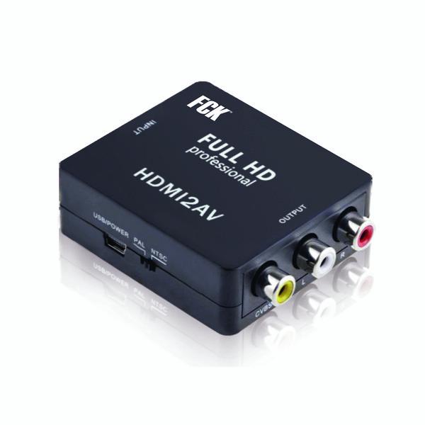 مبدل HDMI به AV/RCA  مدل HD.1
