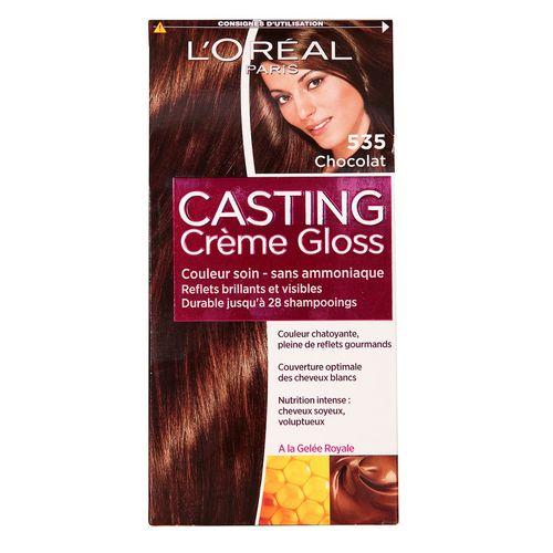 کیت رنگ مو لورآل شماره Casting Creme Gloss 535