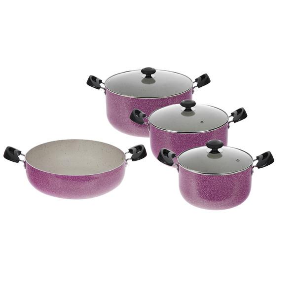 سرویس پخت و پز 7 پارچه پیکوک کد 6510002