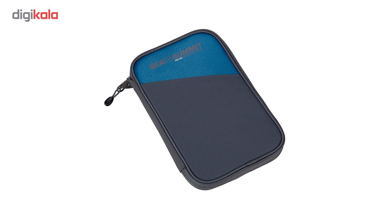 کیف پول سفری سی تو سامیت مدل Travel Wallet RFID Medium