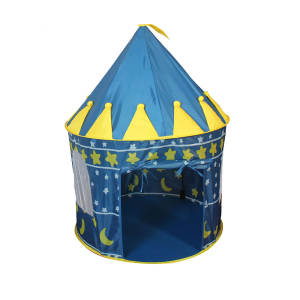 چادر بازی کودک مدل ماه و ستاره