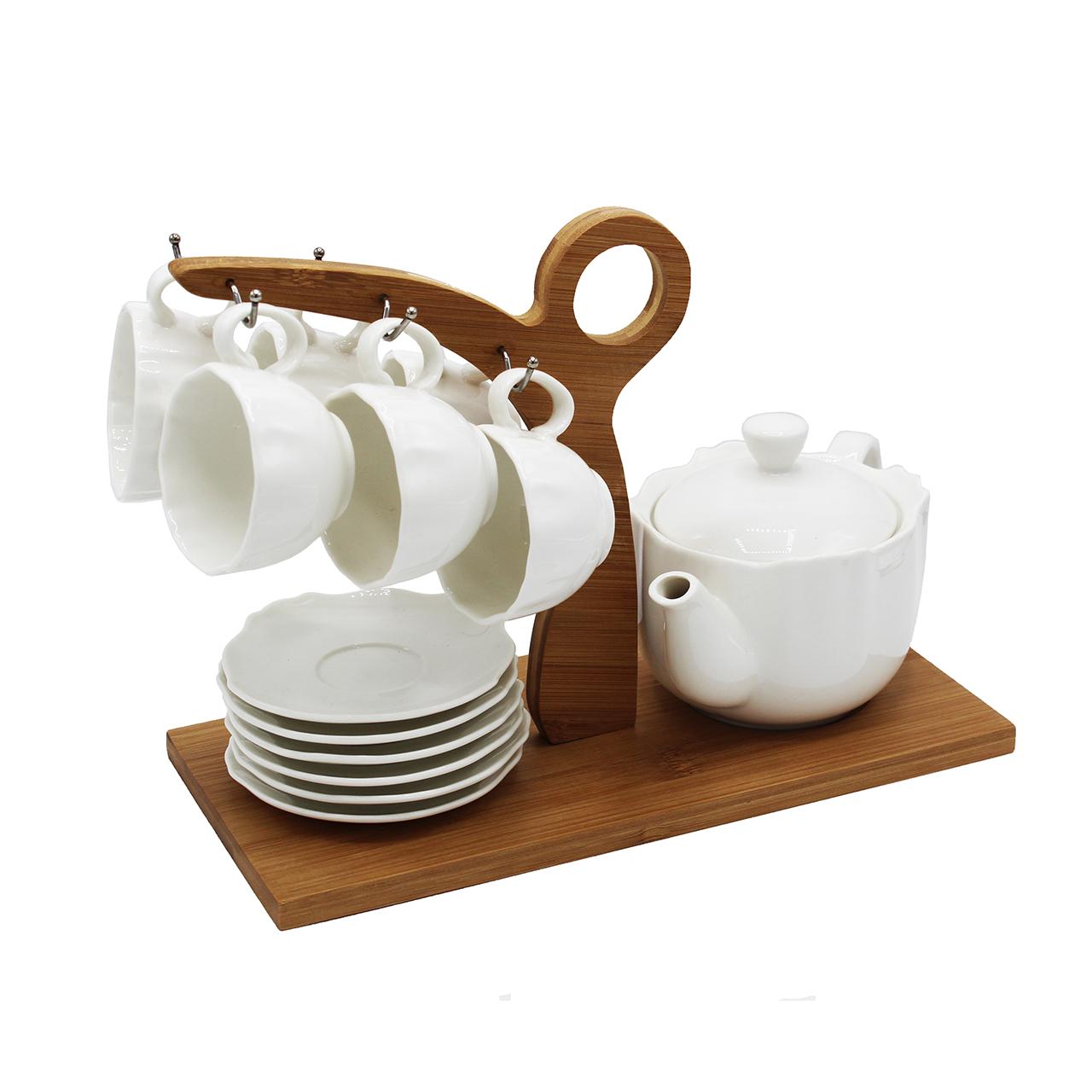 عکس سرویس چای خوری مدل 7046