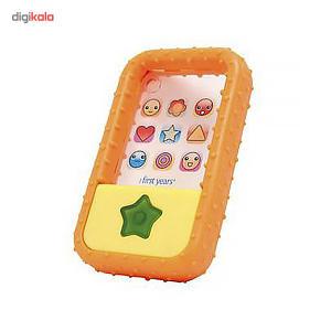 اسباب بازی فرست یرز مدل My Phone  The First Years My Phone Toy