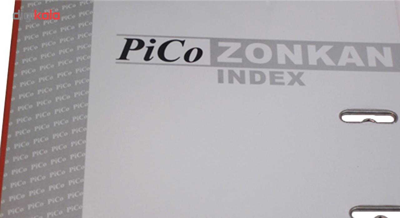 زونکن پیکو کد Z/A4/894 سایز A4 مجموعه 10 عددی