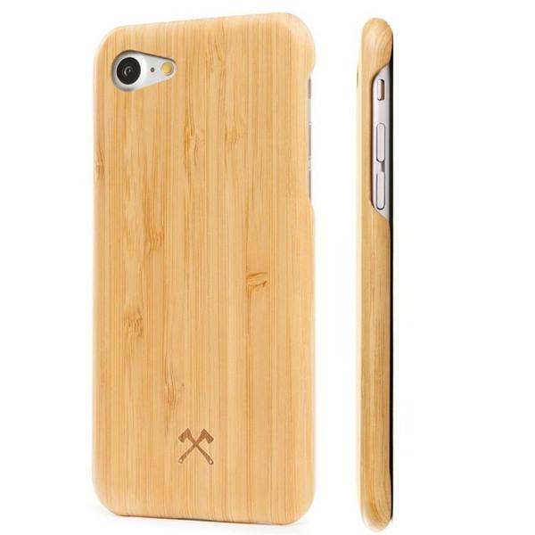 کاور چوبی وودسسوریز مدل Baron مناسب برای گوشی های موبایل آیفون 7 و آیفون 8