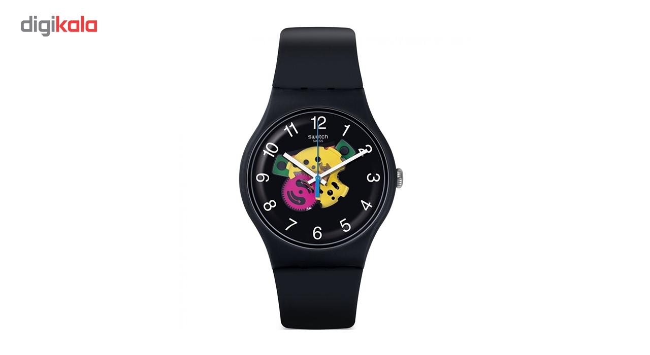 خرید ساعت مچی عقربه ای سواچ مدل SUOB140