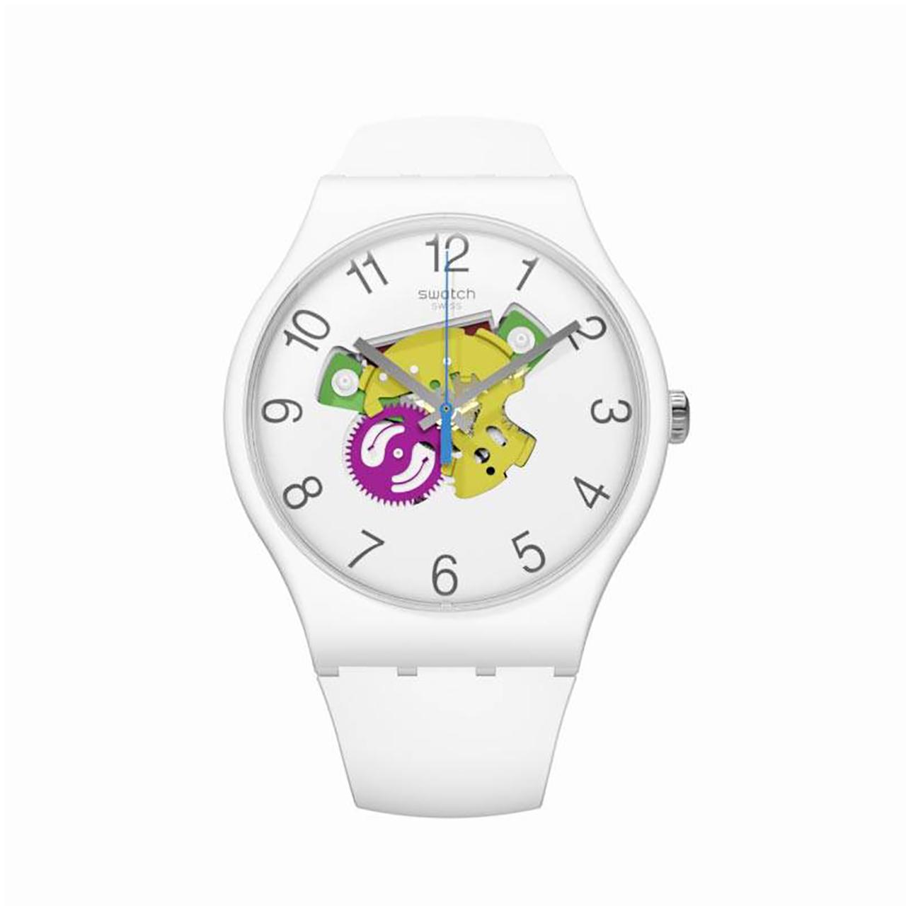 ساعت مچی عقربه ای سواچ مدل SUOW148