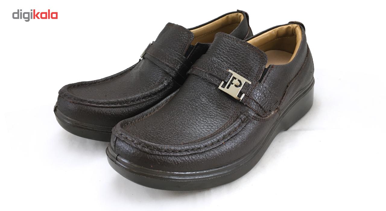 کفش طبی مردانه مدل تبریز کد 2903