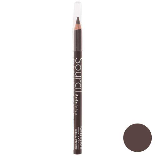 مداد ابرو بورژوآ مدل  Sourcils Precision شماره 08