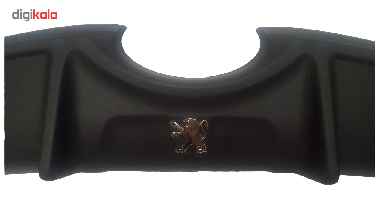 دیفیوزر عقب پارس اسپرت کد 106 مناسب برای پژو 206