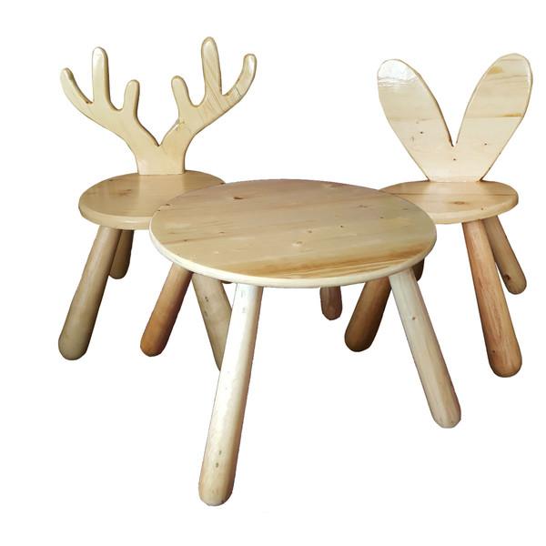میز و صندلی کودک مدل X010