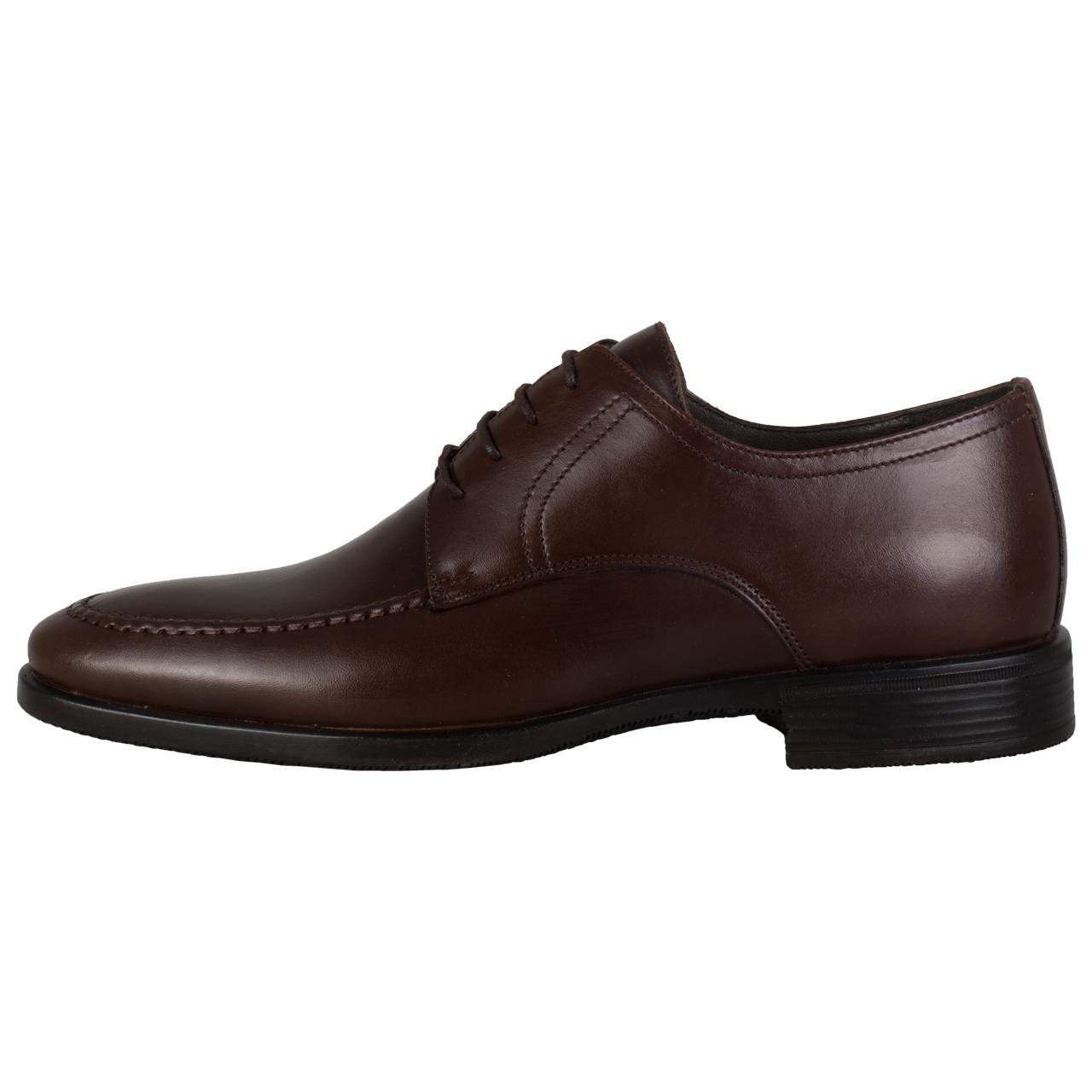 کفش مردانه رسا چرم کد 145