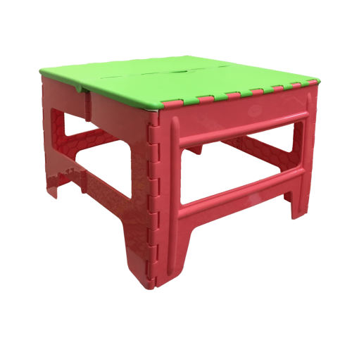 میز ناهار خوری تاشو کودک ناصر پلاستیک مدل 502