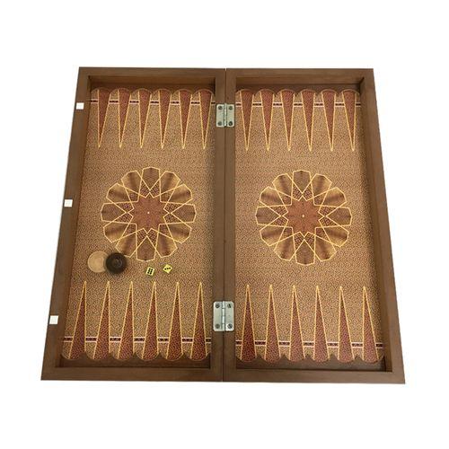 صفحه شطرنج و تخته نرد آرونی مدل آنوشکا