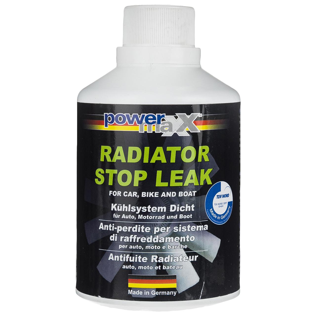 محلول برطرف کننده نشتی رادیاتور بلو چم مدل 33316