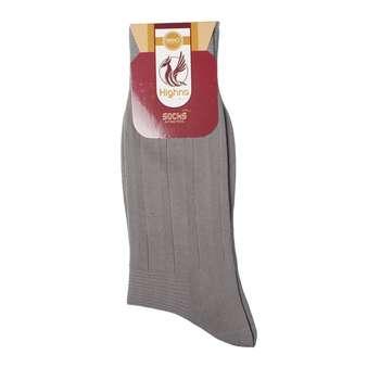 جوراب مردانه نانو آنتی باکتریال هاینو مدل 03-1086