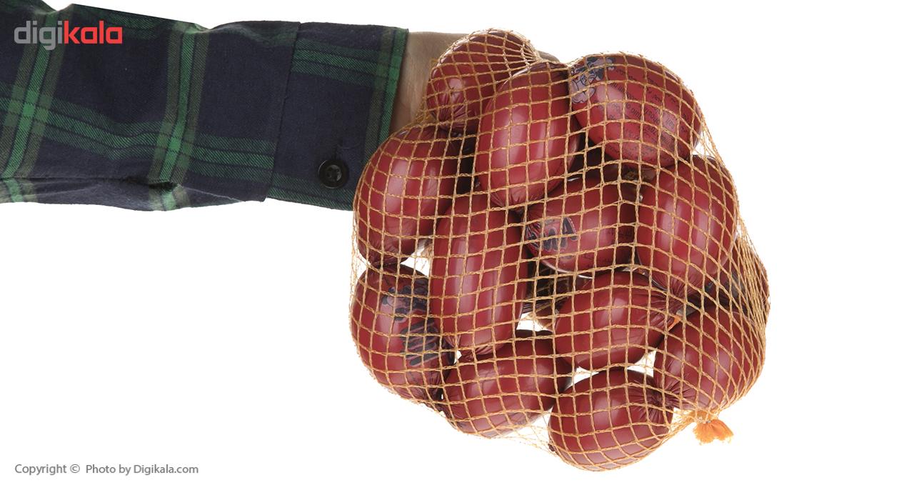 سوسیس کوکتل کبابی 70% آزما مقدار 1000 گرم
