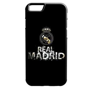 کاور طرح رئال مادرید کد 050 مناسب برای گوشی موبایل اپل iphone 6/6s