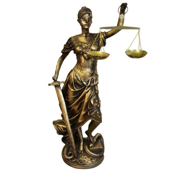 مجسمه طرح عدالت مدل G