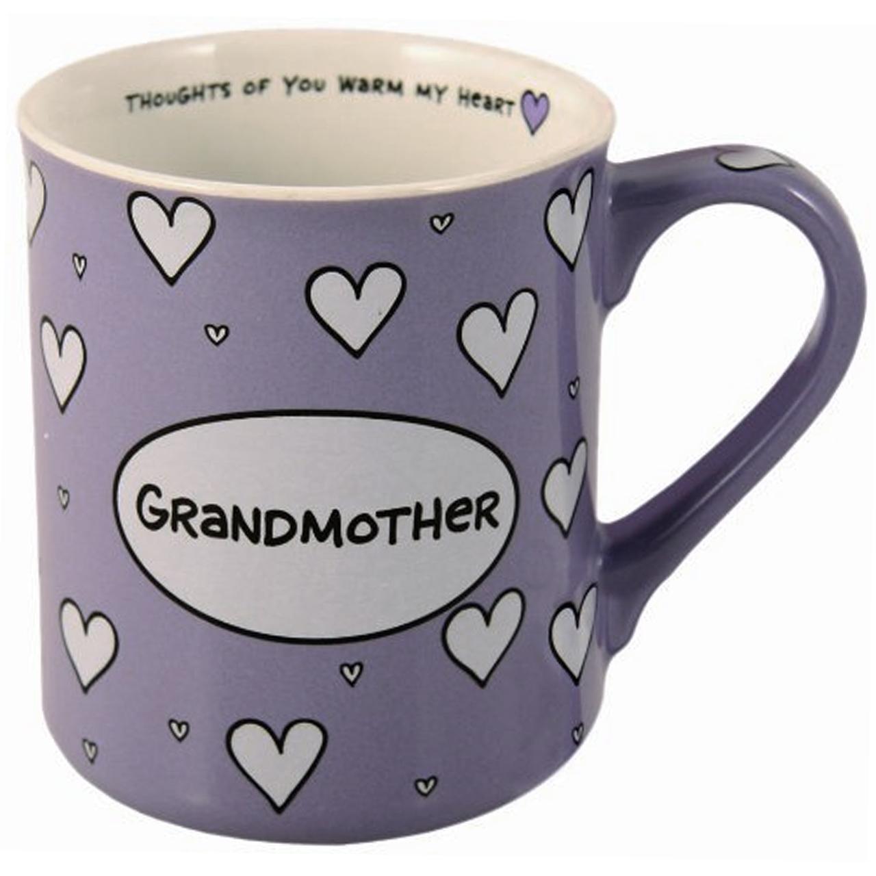ماگ حرارتی آور نیم ایز ماد مدل Grandmother