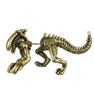 پیرسینگ گوش طرح دایناسور مدل DINO 01
