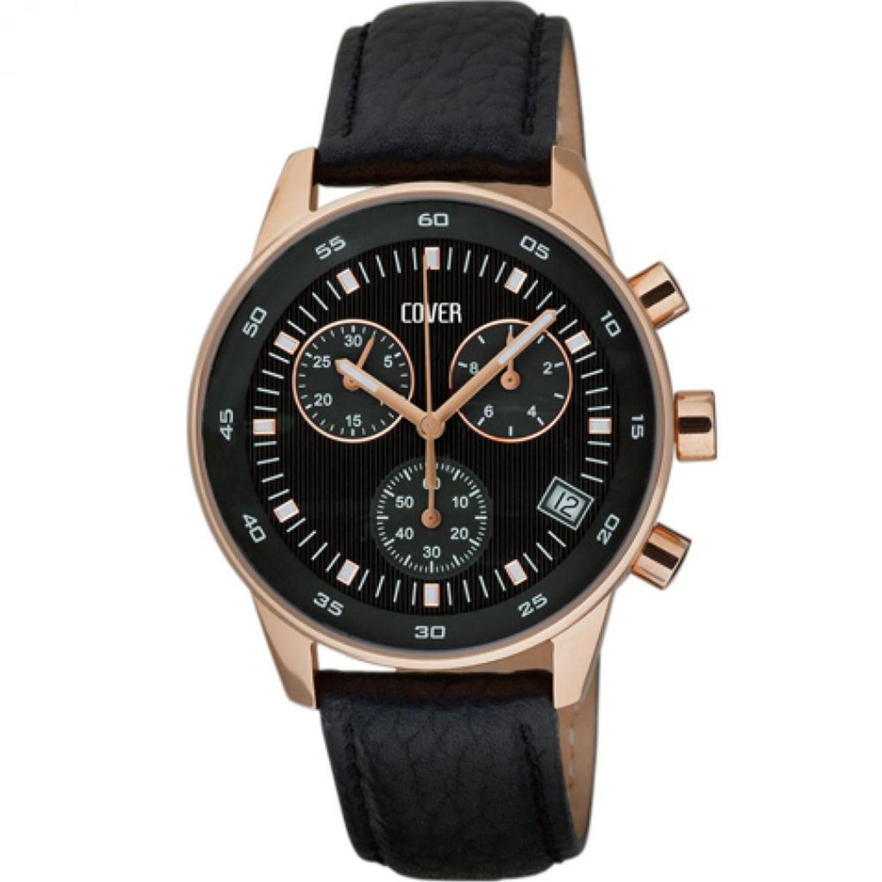 ساعت مچی عقربه ای مردانه کاور مدل Co52.06