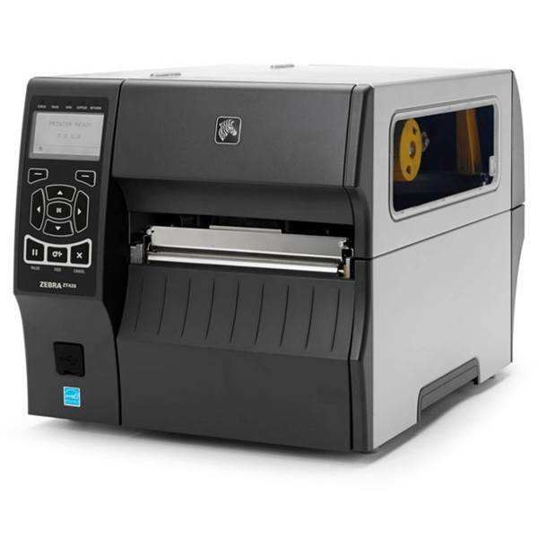 پرینتر لیبل زن زبرا مدل ZT420 | Zebra ZT420 Label Printer With 300dpi Print Resolution