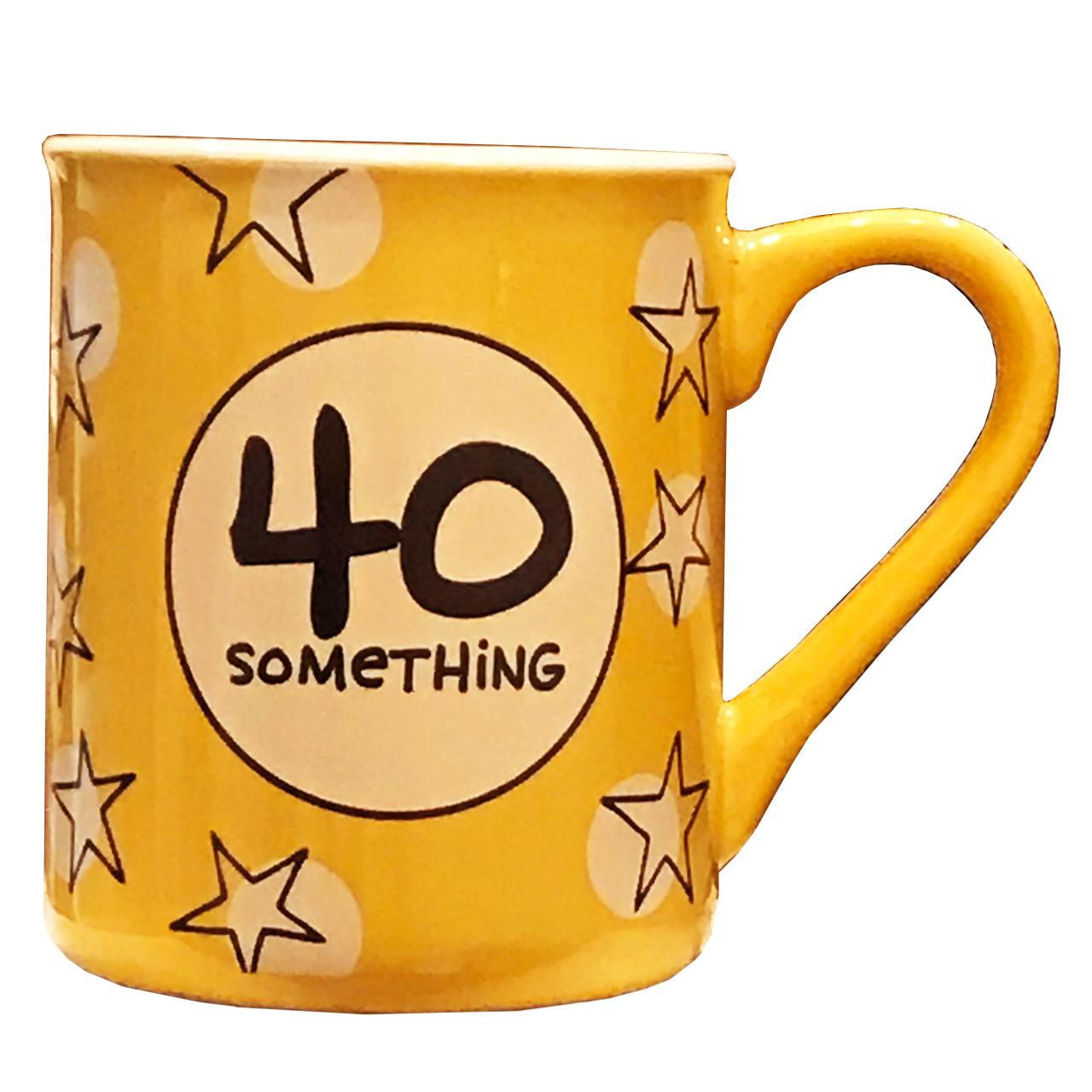 ماگ حرارتی آور نیم ایز ماد مدل 40Something