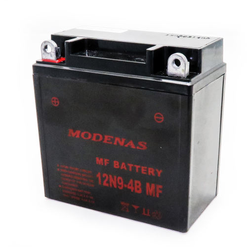 باتری موتور سیکلت مودناس مدل 12N9-4B MF