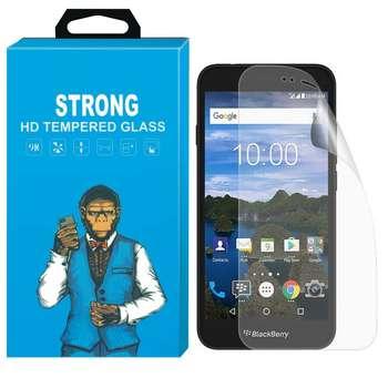 محافظ صفحه نمایش تی پی یو مدل Strong Fullcover مناسب برای گوشی بلک بری Auorora